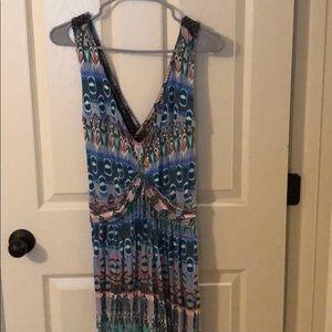 Jessica Simpson size 1x maxi dress 👗
